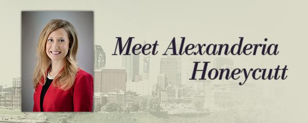Meet Alexanderia Honeycutt